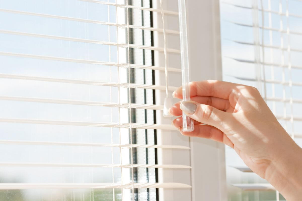 uPVC Window Blinds Leicestershire